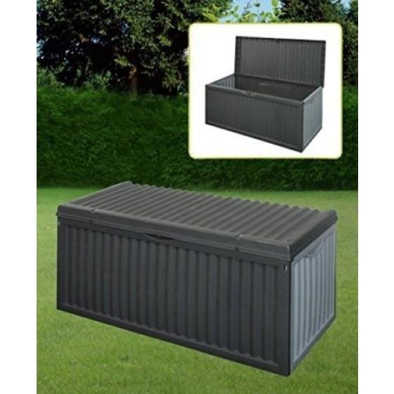 SANDUK  ZA VRTNE JASTUKE 120X52X55CM 350L PVC Y54400820
