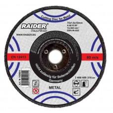 PLOČA REZNA RAIDER INOX 115*1 MM (160120)