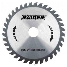 LIST KRUŽNE PILE RAIDER 190*20/16 MM. 24 Z. RD-SB29 (163135)