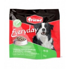 HRANA ZA PSE EVERYDAY 1KG FRIEND DD GG 101200