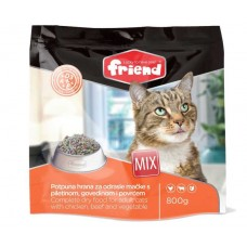 HRANA ZA MAČKE MIX 800g FRIEND DC GG 101520