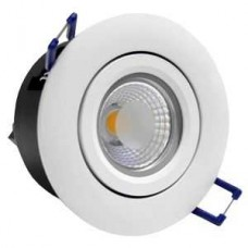 LED UGRADNI NEPTUN DOWNLIGHT BIJELI SPF00082 5W/6000K F85