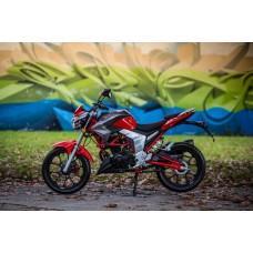 MOTOCIKL RSX 200 CRVENI
