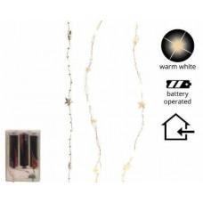 LAMPICE MIKRO LED PERLE-ZVIJEZDE 482346