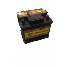 AKUMULATOR SCORPION POWER 12V45AH D+ 04777