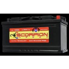 AKUMULATOR SCORPION POWER 12V100AH D+ 04783