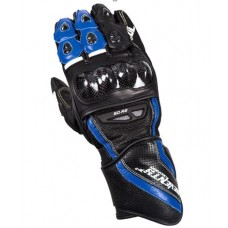 RUKAVICE MT SD-R2 SUMMER RACING MAN PLAVO CRNE L SD11002056